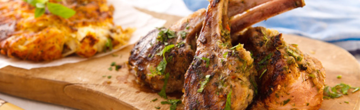 pirzola - lamb chop