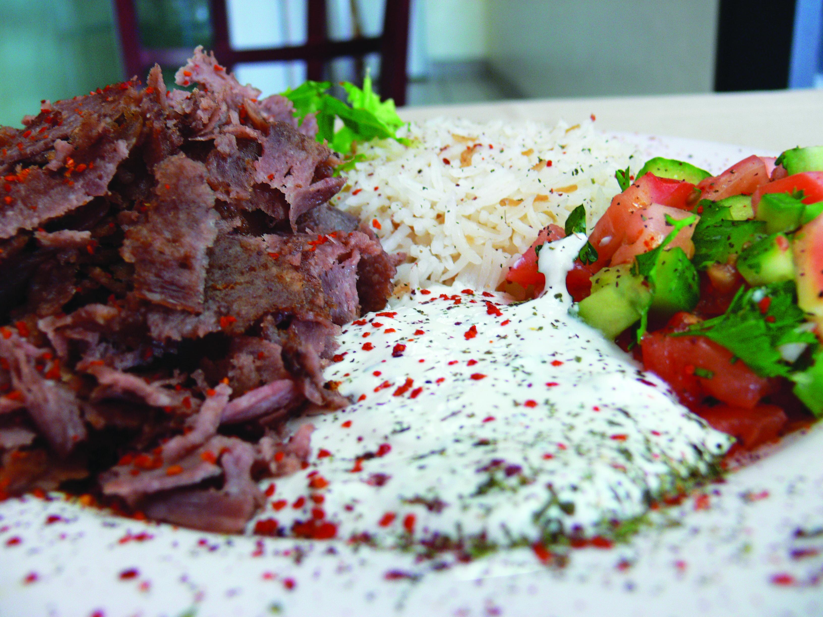 Doner Turkish Gyro Sultan Baklava Mediterranean Cuisine
