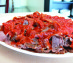 Iskender Kebab Ground Beef, pide bread, yogurt, tomato sauce & butter